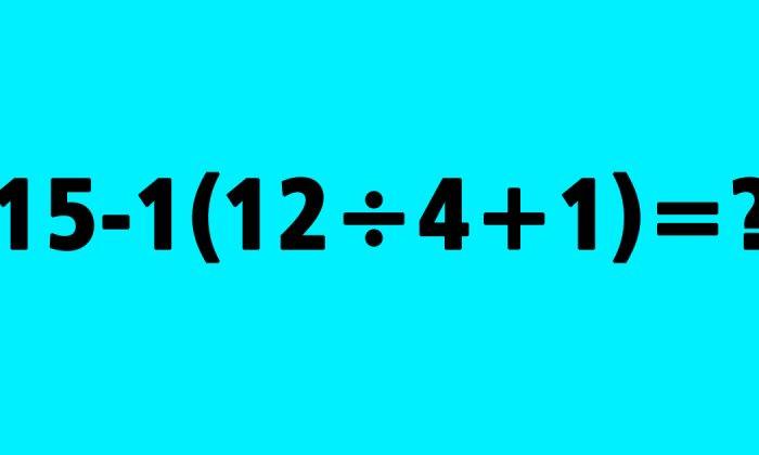 Si zgjidhet ky Ekuacion i thjeshtë Matematike që ka shtangur këdo në Internet!