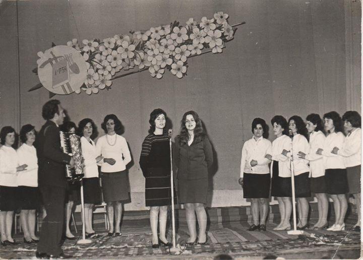 Ja Mesa Përkushtim Punonin Mësueset për Gjallërimin e Jetës Kulturore në Gjirokastër nga Viti...