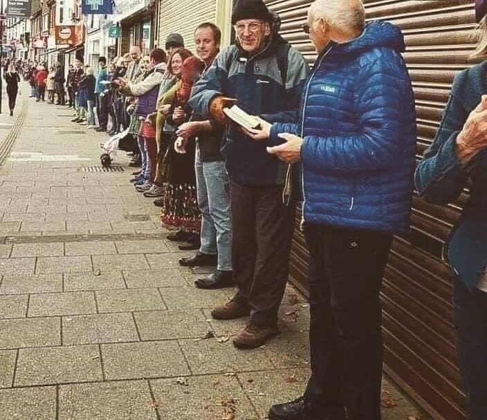 Një Ngjarje e Madhe ka Ndodhur në Qytetin Southampton të Anglisë !…