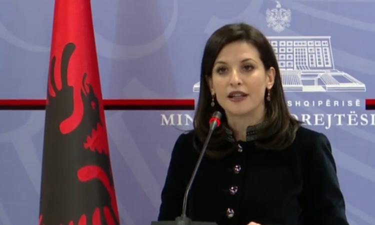 Ministrja e Drejtësisë Etilda Gjonaj për Amnistinë