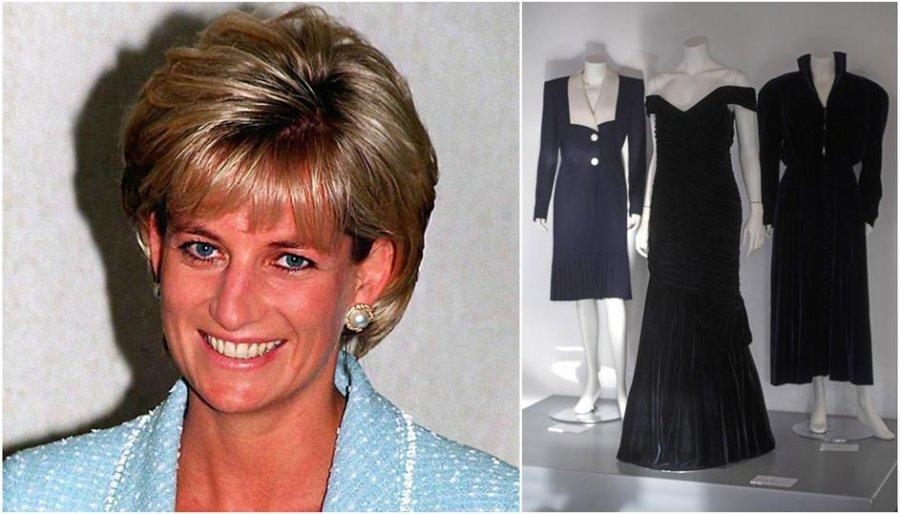 Fondacioni që Kujdeset për Pallatet Mbretërore ka blerë Fustanin e Princeshës Britanike Diana me vlerë...