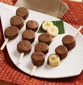 Fruta me Çokollate të Shkrirë, dhe Imagjinata Juaj!