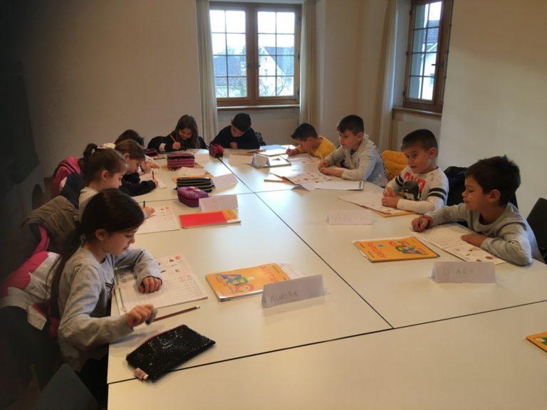Lajm i Mirë: Shkollë Shqipe në Rüti të Kantonit të Cyrihut