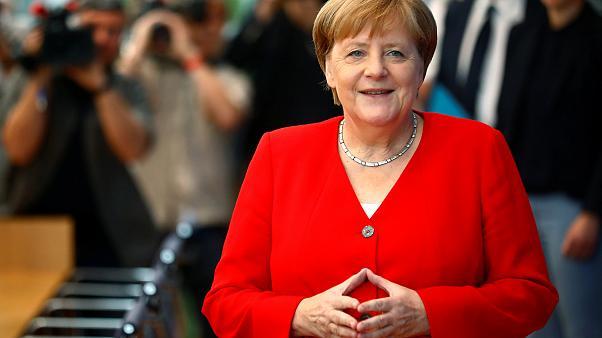 """Sipas Revistës """"Forbes""""/ Kancelarja Gjermane Angela Merkel Gruaja më e Fuqishme në Botë për Vitin 2019"""