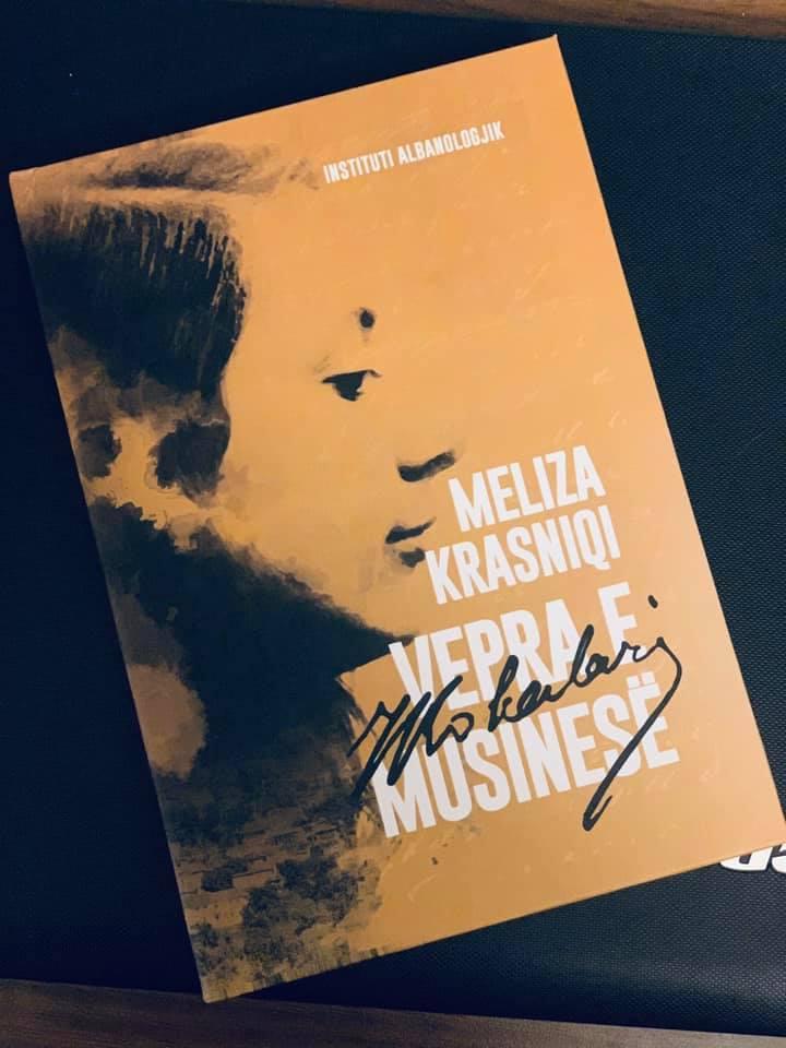 Urim dhe Mirënjohje për Studjuesen Meliza Krasniqi për Monografinë Kushtuar Musine Kokalarit
