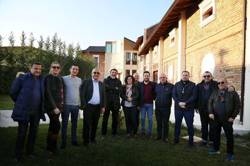 """"""" Nurellari"""" Me Aktivitet Prodhues ne Berat, nga Kompanitë më të Mira të Verërave në Shqipëri"""