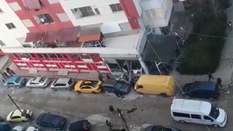 Shpërthim i Fuqishëm/ Ka Ndodhur në Katin e Parë të Një Pallati në Zonën e Yzberishtit