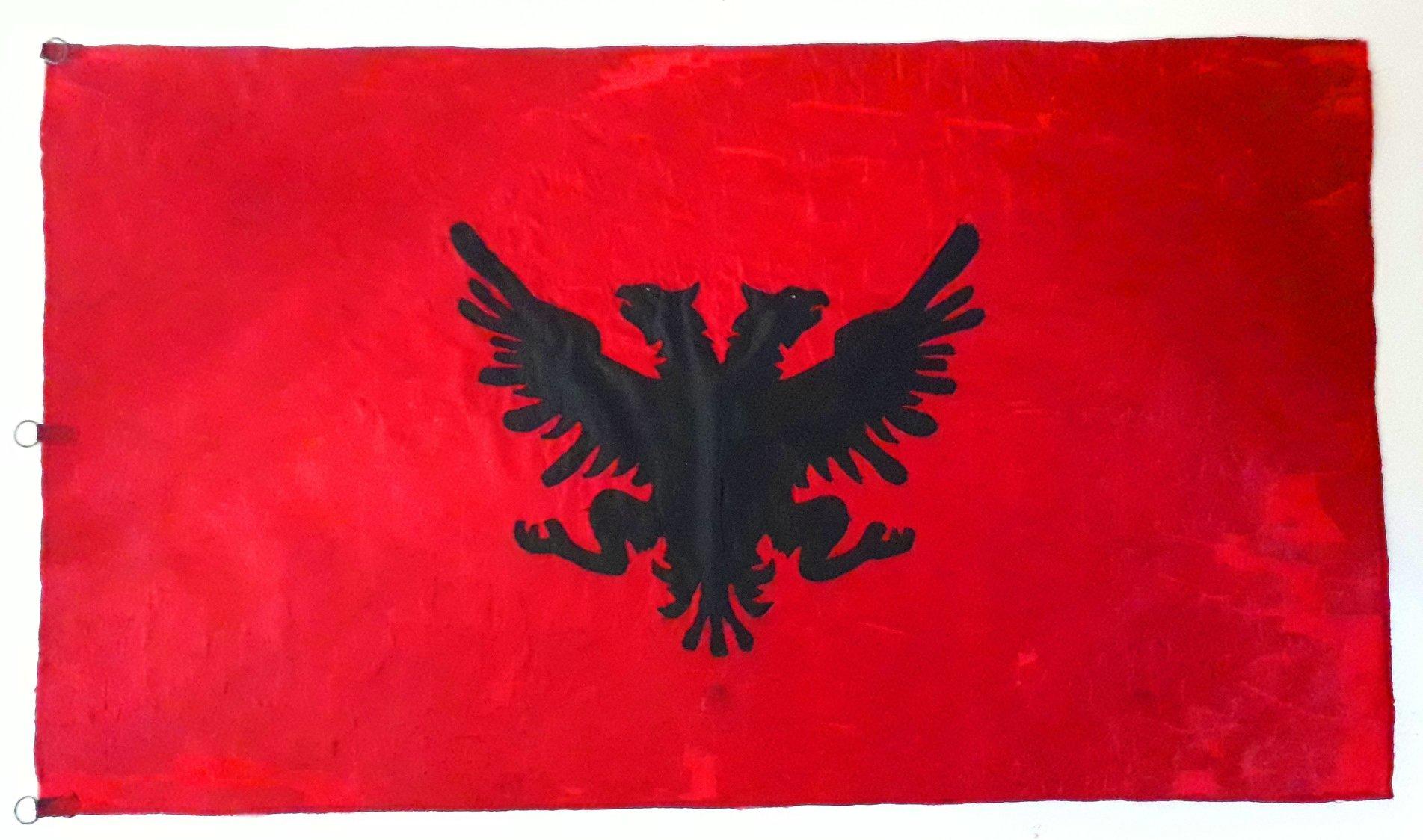 Flamuri Historik i Kongresit të Lushnjës