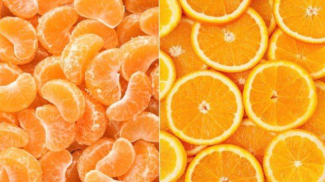 Portokalle apo mandarina? Kush e fiton betejen?