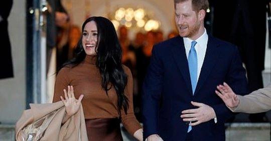 Princi Harry dhe Bashkëshortja Amerikane Meghan Heqin Dorë nga Familja Mbretërore...