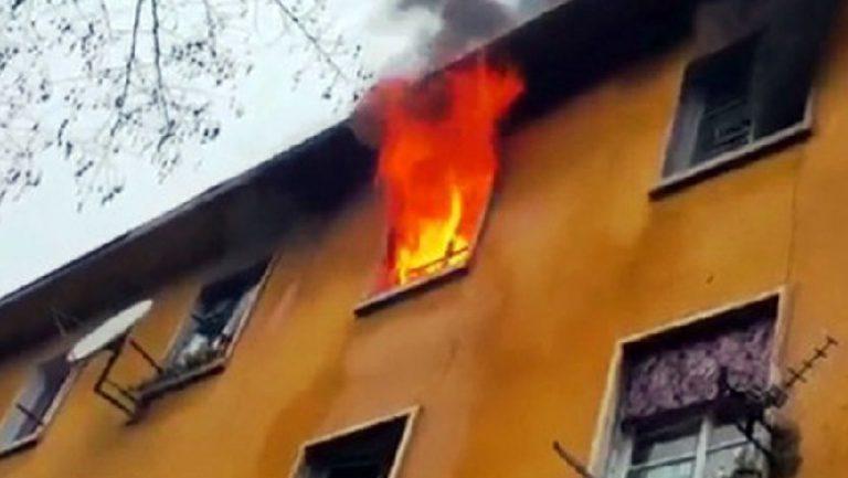 Ngjarje në Shkodër/ Merr Flakë Shtëpia, Shpëton Për Mrekulli e Moshuara
