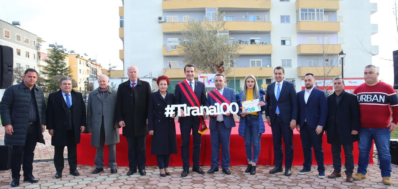 100 Vjet Tirana Kryeqytet- Ja Disa nga Veprimtaritë