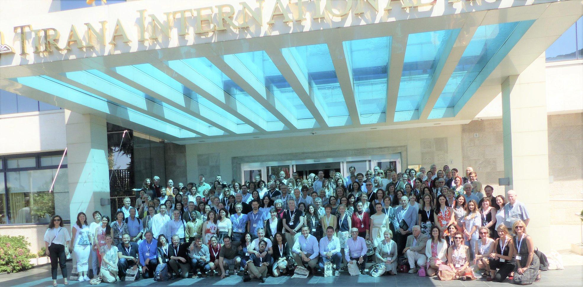 AFCR/ Veprimtari me Organizatat Rome dhe Egjyptiane