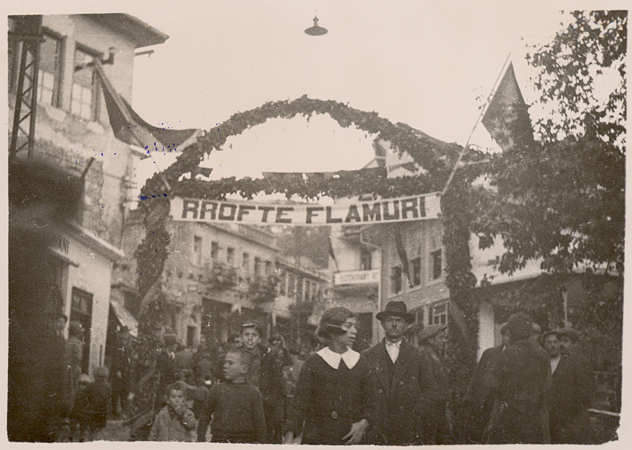 Ja si Eshtë Festuar në Vitin 1937 në Gjirokastër 25 Vjetori i Shpalljes së Pavarësisë Kombëtare!