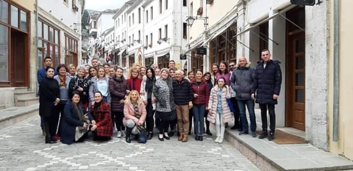 Takim i Rëndesishëm në Gjirokastër/ Shoqëria Civile Kundër Veprimeve te Dhunshme