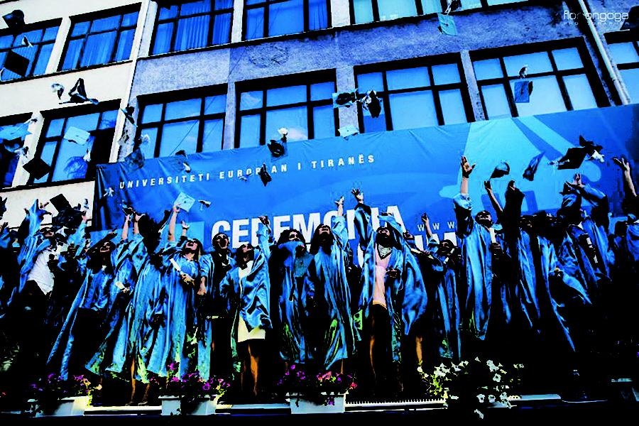 """""""Universiteti Europian i Tiranes"""" - Mbetemi te Perkushtuar ne Misionin tone, Ngjarja nuk ka lidhje me Universitetin!"""