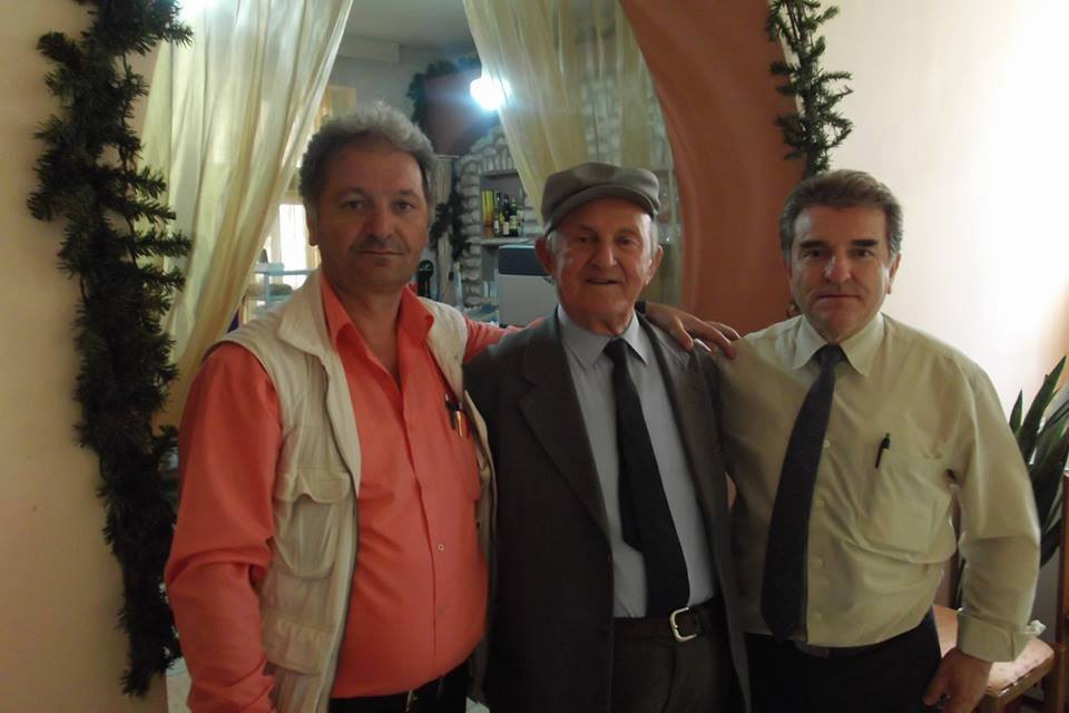 Kujtese/ Gazetare te Paharruar, Timoleo Mertiri dher Foti Dode