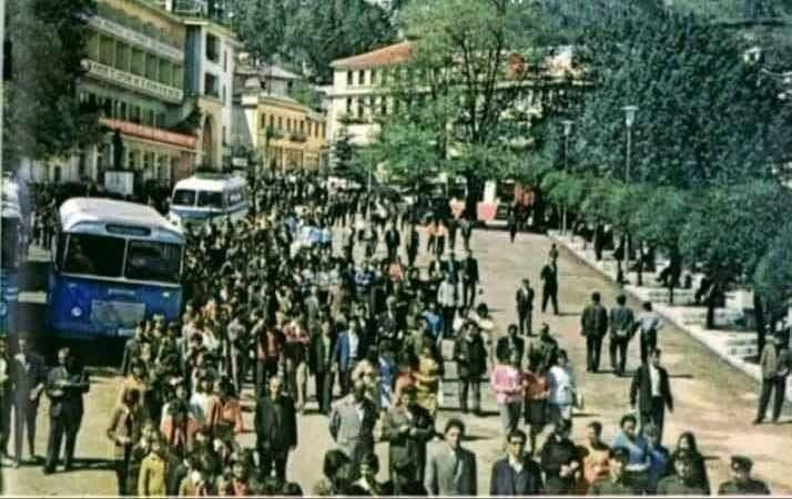 """""""Takohemi tek Sheshi!"""" - Sheshi i Çerçizit në Gjirokastër, Staciondhe Vend Takimi..."""