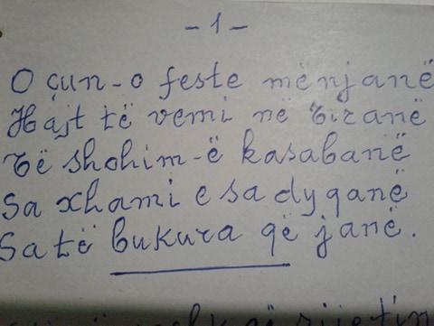 Azmi Hashorva Mbledhës i Fjalëve të Urta të Gjirokastrës i Pa Njohur Më Parë!