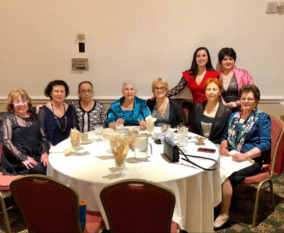 Ja si e Festuan 8 Marsin Gratë Gjirokastrite të Amerikës