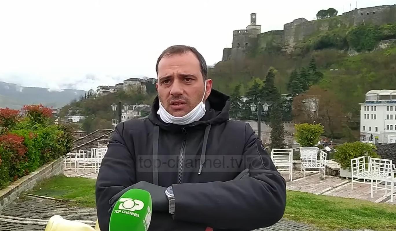 """""""Asnjë i Prekur në Gjirokastër"""" - Falë Edi Sinoimerit dhe Stafit të tij nuk lejohet askush të hyjë në qytet..."""