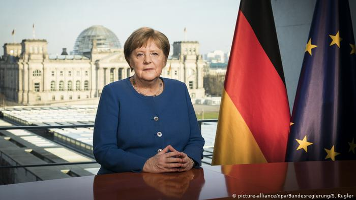 Angela Merkel, rezultoi negative për koronavirus për herë të dytë
