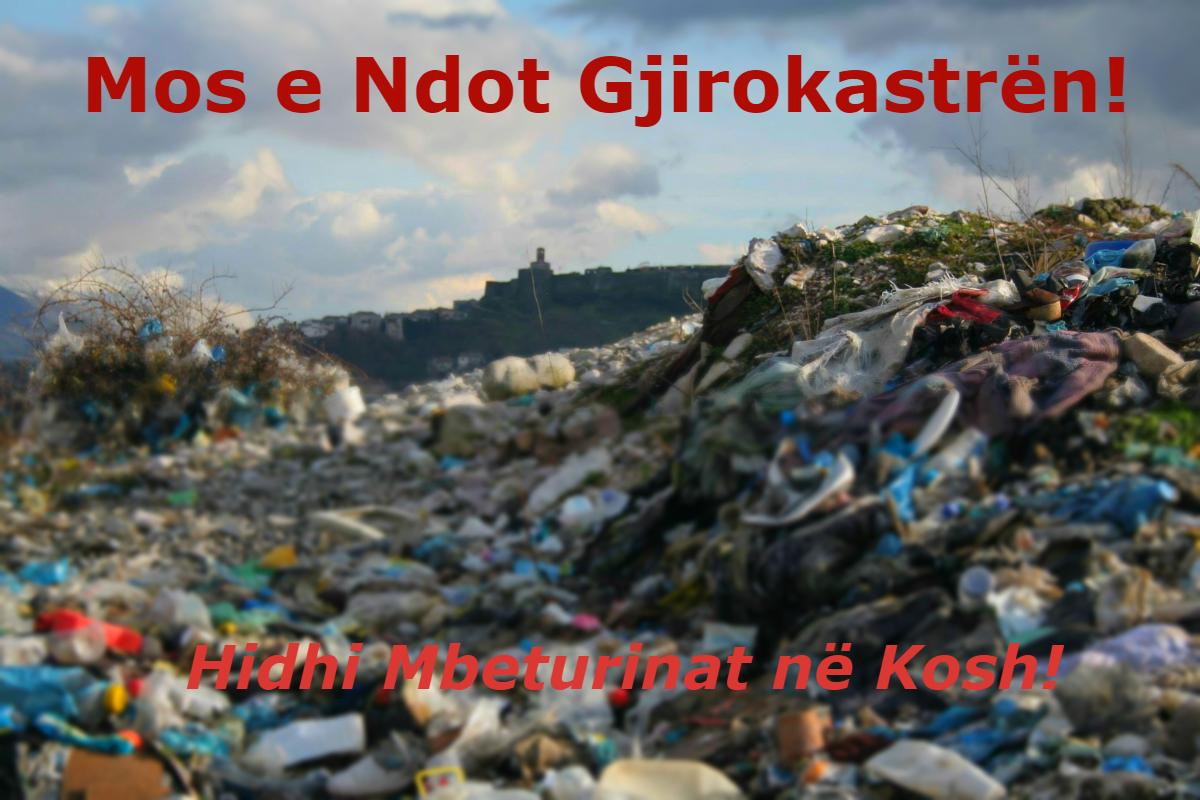 """""""Kazani jo me Larg se 100 metra!"""" - Ndotësit e Gjirokastrës Meritojnë Masa Ndeshkuese! Kryetari i Bashkise Flamur Golemi Paralajmeron!"""