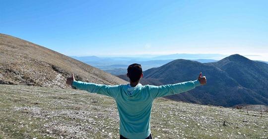 """Cilët Janë Djemtë Gjirokastritë që """"Pushtuan """" Majën më të Lartë të Malit të Gjerë!"""