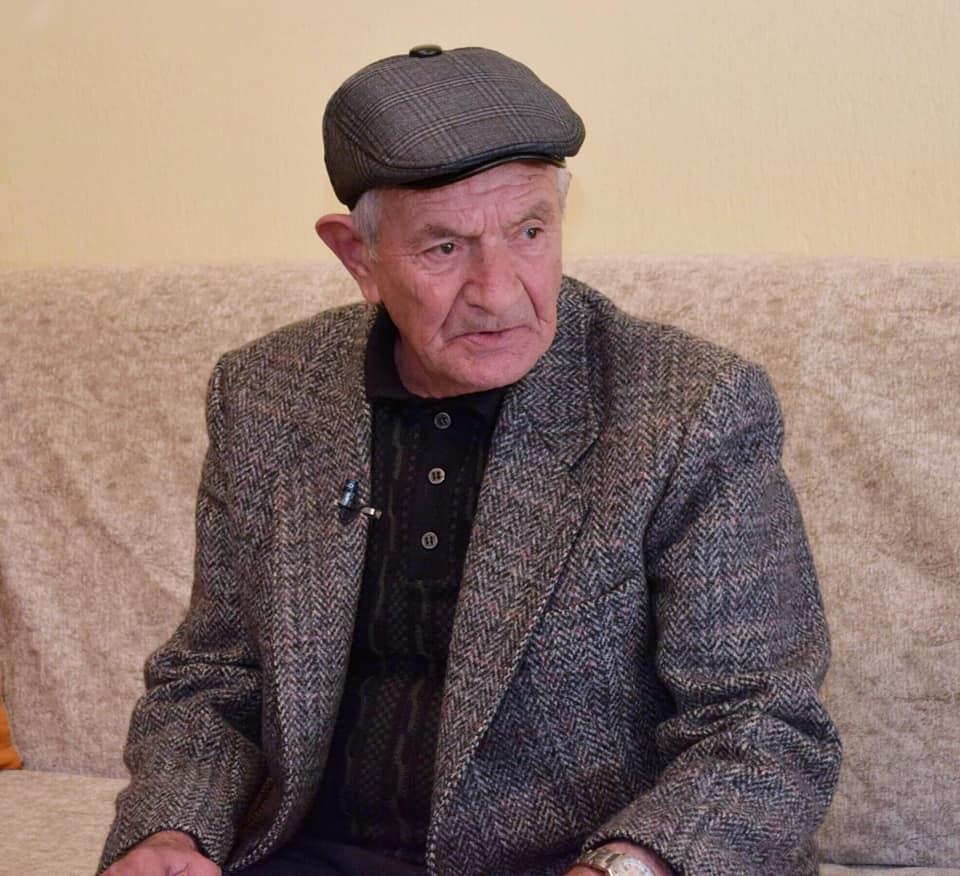 Ndahet nga jeta Vehip Çarçani, një nga artistët e fundit të brezit të vjetër të burrave bartës të Këngës Polifonike të Gjirokastres