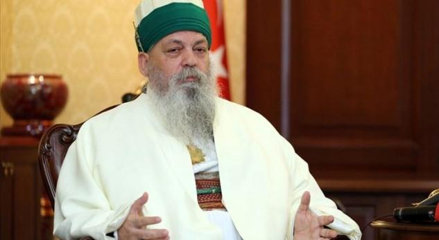 Kryegjyshi Botëror i Bektashinjve,Edmond Brahimaj, ka një mesazh për besimtarët