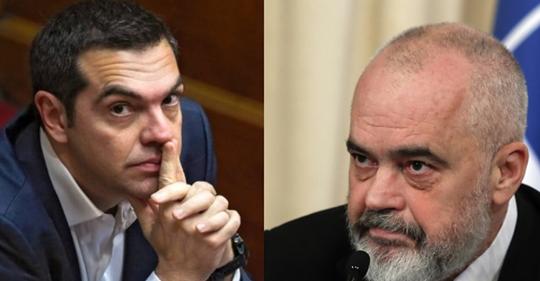 Ja Çfarë ka thënë Aleksis Tsipras për Edi Ramën