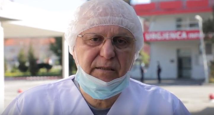 """Mirëmëngjesi me Urimin për Pashkët të Mjekut të njohur Tritan Kalo:""""Do ia dalim edhe në luftën me Covid19"""""""