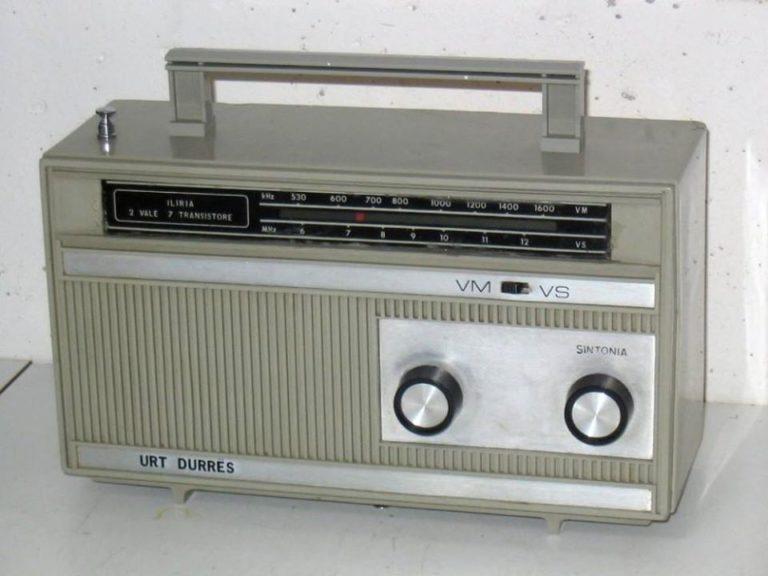"""Kujtesë/  Radiot """"Iliria"""" me këngë, valle dhe kaba"""