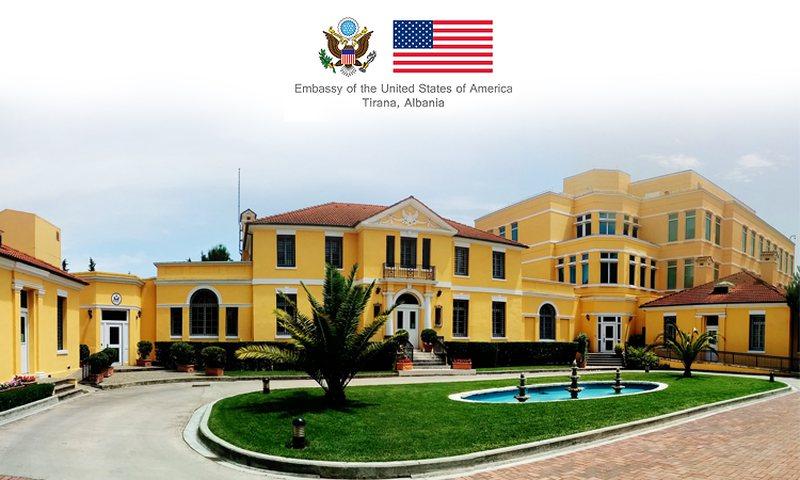 Deklarate e rendesishme e Ambasades Amerikane