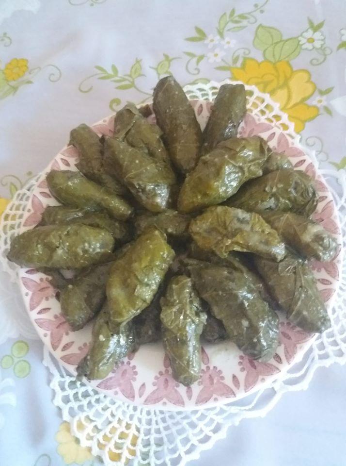 """"""" Pjata e fundit, sarma me miell misri""""-pergatitur per darke nga gjirokastritia Zana Mevlani! Ju befte mire!"""