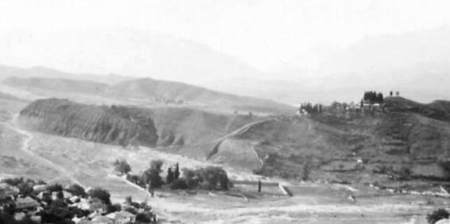 Kujtesë/ Një pjesë e Gjirokastrës në dy pamje, ja si ka ndryshuar!