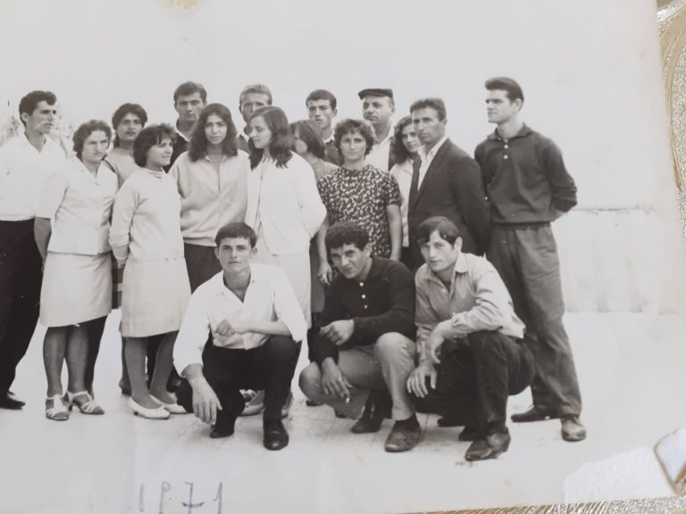 Kujtesë/ Ne foto punonjës të frigoriferit të ndërmarrjes së grumbullimit në Gjirokastër
