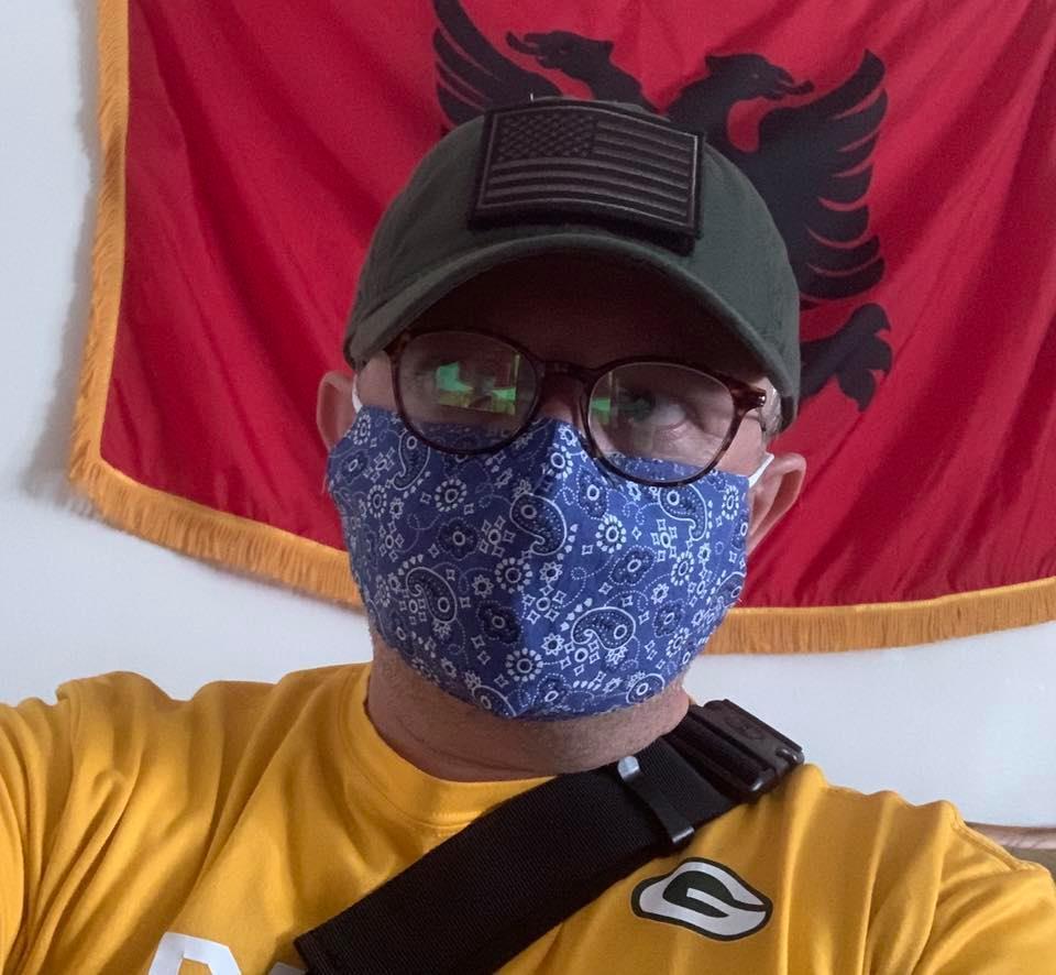 Thirrje nga Amerika, studjuesi i njohur Gëzim Basha:Eksperienca ime me Covid-19: përdor maskë!
