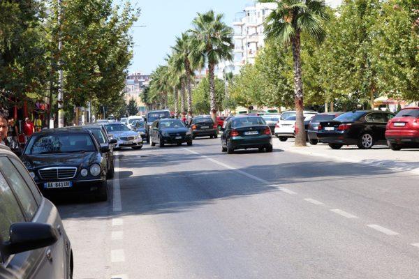 Aksident tek plepat në Durrës