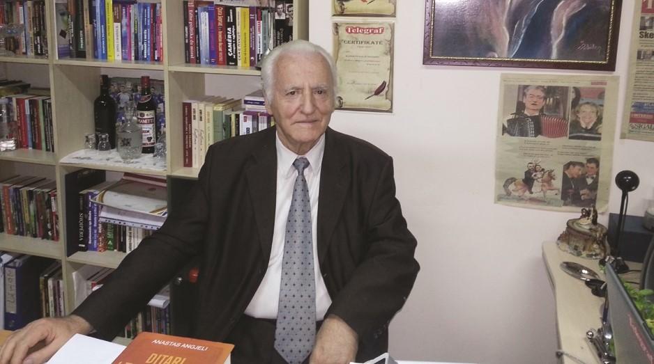 Ndahet nga jeta Prof. Dr. Agron Fico