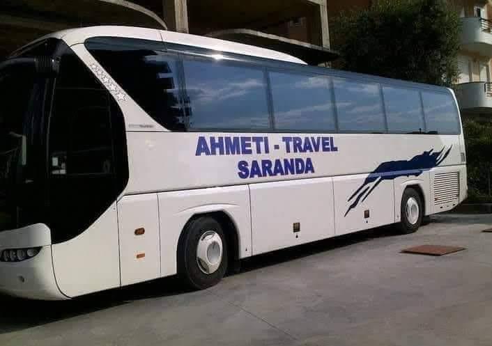 Nisin udhëtimet e Trasportit Ndërkombëtar të udhëtarëve 1 Korik 2020: Sarande -Janine – Athinë