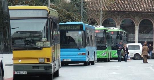 Urtësohet shoqata e Transportit Publik Urban,ja cdo ndodhë nga dita e hënë