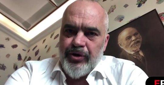 Edi Rama paralajmëron:Koronavirusi nuk ka ikur prandaj nuk do kemi çfarë të bëjmë dhe do duhet të kthehemi nga e para...