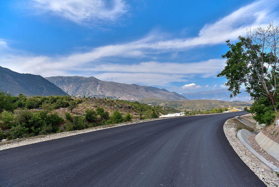Rruga Kardhiq -Delvine, ja sa shpejt do vini ne Sarande nga Tirana