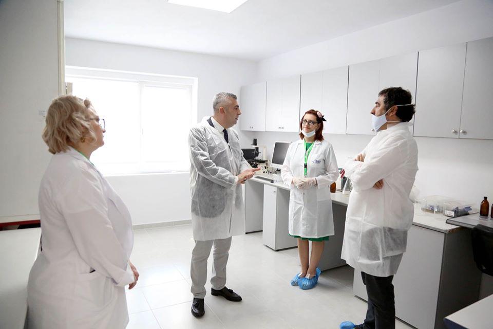 Ministri Bledi Çuçi:Një lajm shumë i mirë nga Instituti i Sigurisë Ushqimore dhe Veterinarisë.