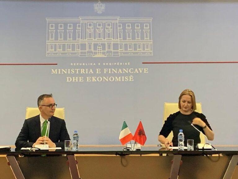 Gjirokastra, pjese e Projekteve te financuara prej Programit IADSA II