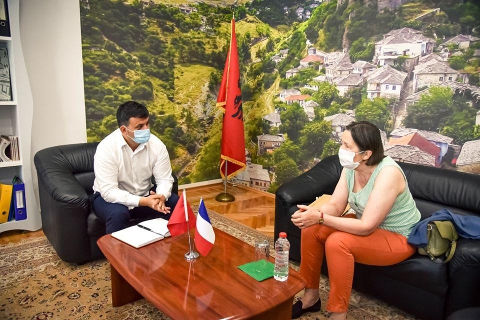 """Flamur Golemi:""""Nëse Aleanca Franceze do të kishte një qendër edhe ne Gjirokaster..."""""""