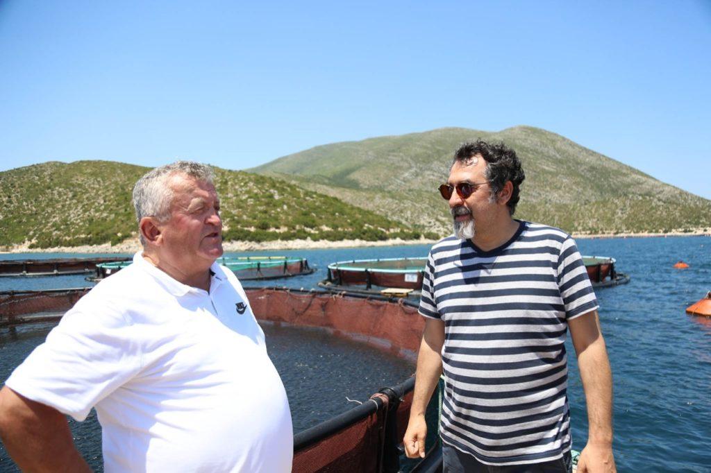 Ministri Bledi Çuçi:Produktet tona e sidomos këto të Gjirit të Vlorës, konkurrojnë denjësisht në tregjet italiane...