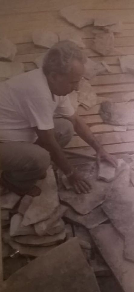 Eshte ndare nga jeta mjeshtri i njohur i gurit, gjirokastriti  Adil Kore