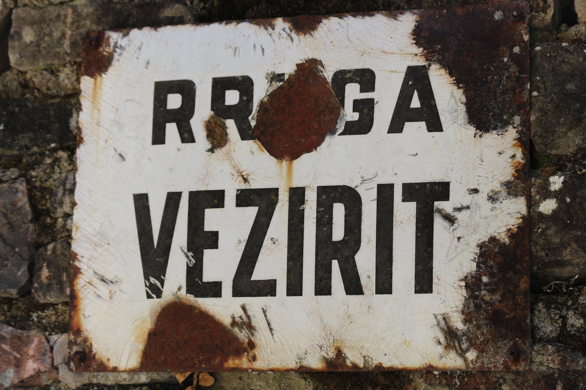 Emrat e rrugeve dhe sokakeve te Gjirokastres,jane ato apo kane ndryshuar?